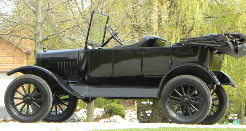 1924 Ford Model T Image 23