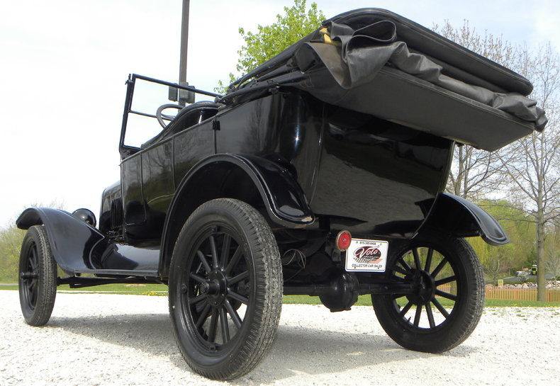 1924 Ford Model T Image 25