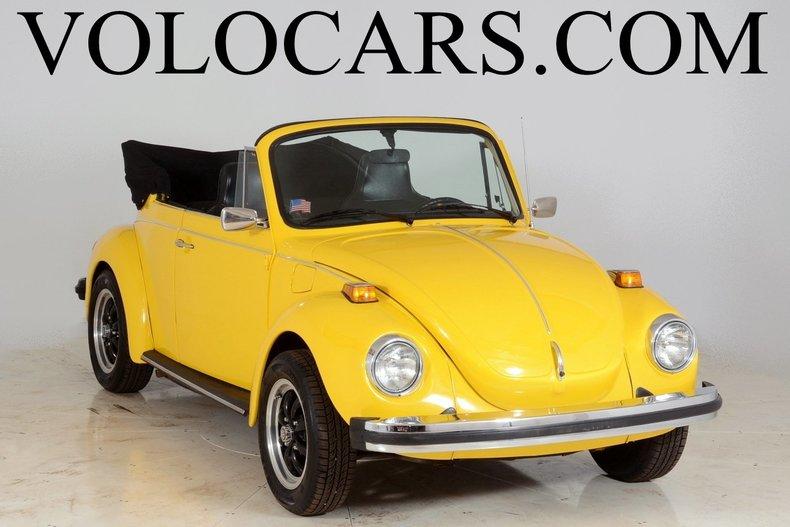 1974 Volkswagen Super Beetle Image 1