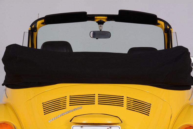 1974 Volkswagen Super Beetle Image 9