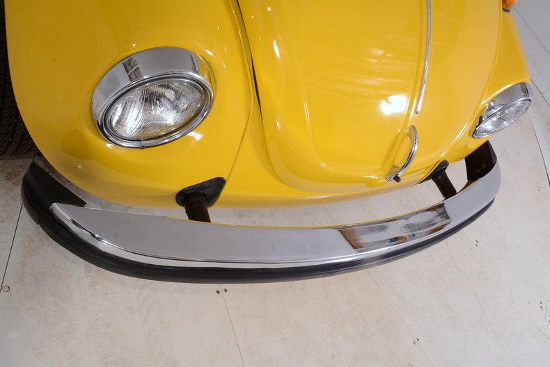 1974 Volkswagen Super Beetle Image 15