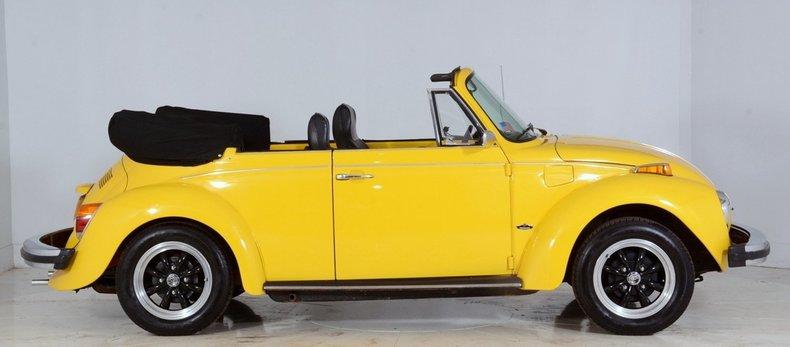 1974 Volkswagen Super Beetle Image 17