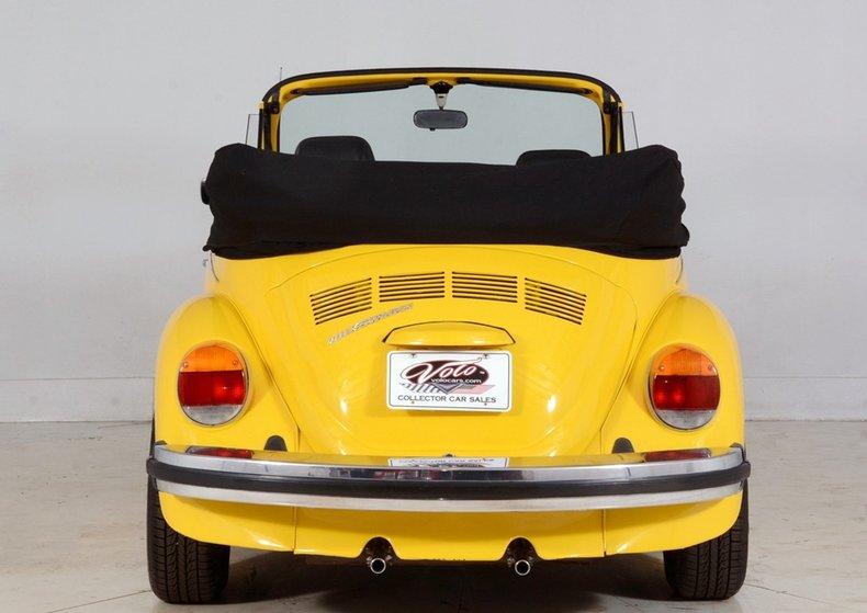 1974 Volkswagen Super Beetle Image 25