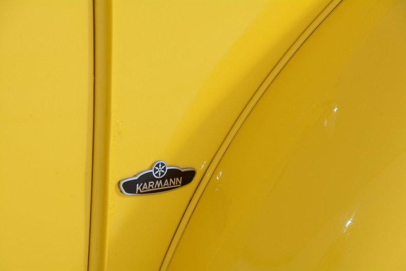 1974 Volkswagen Super Beetle Image 29