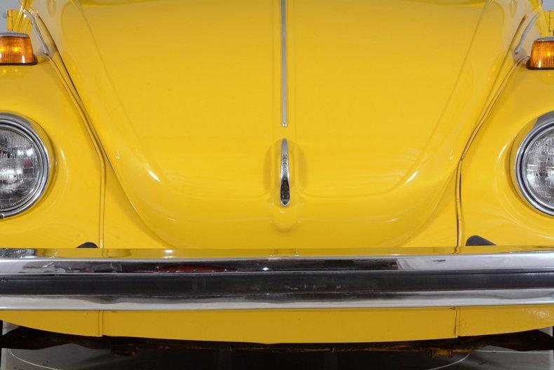 1974 Volkswagen Super Beetle Image 30