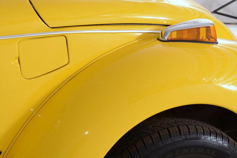 1974 Volkswagen Super Beetle Image 32