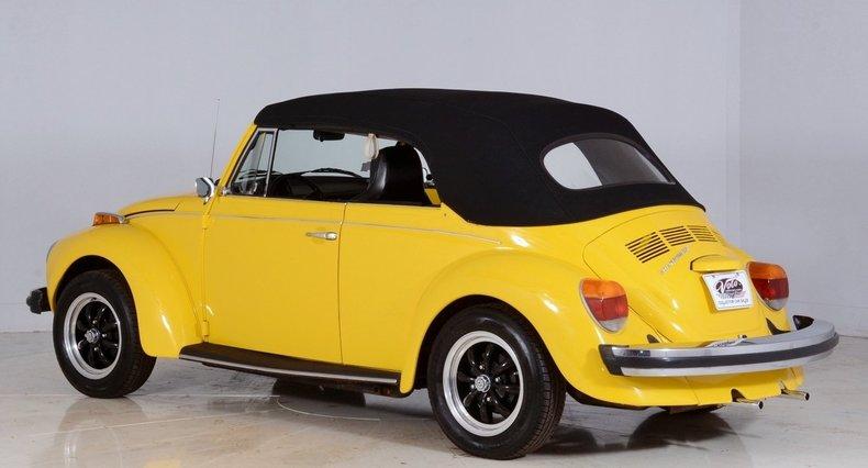1974 Volkswagen Super Beetle Image 33