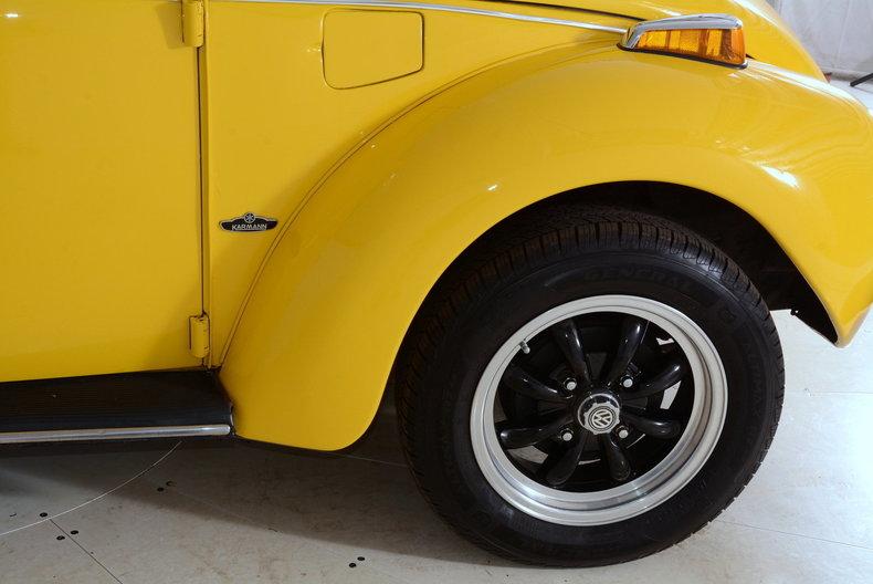1974 Volkswagen Super Beetle Image 37