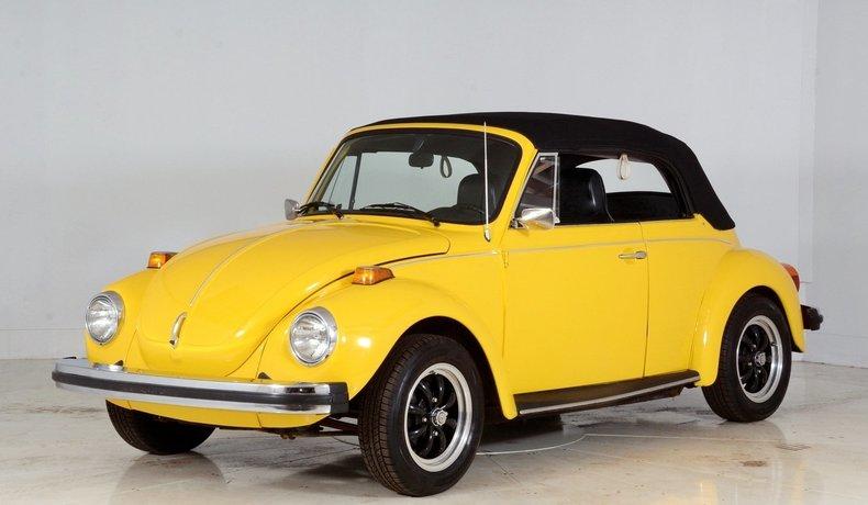 1974 Volkswagen Super Beetle Image 49