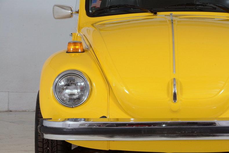1974 Volkswagen Super Beetle Image 53