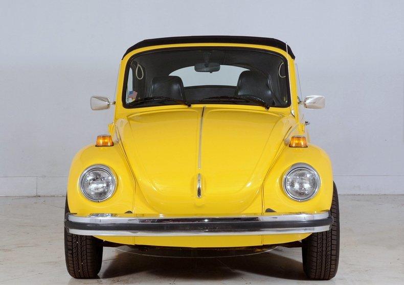 1974 Volkswagen Super Beetle Image 57