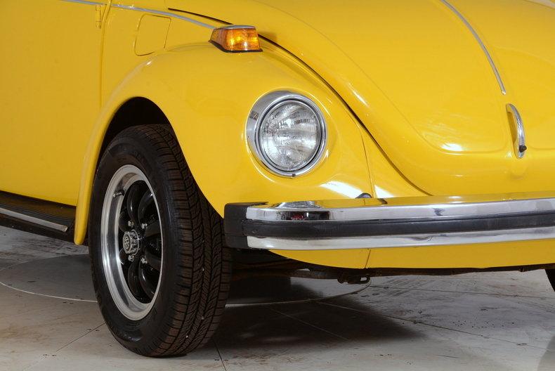 1974 Volkswagen Super Beetle Image 58