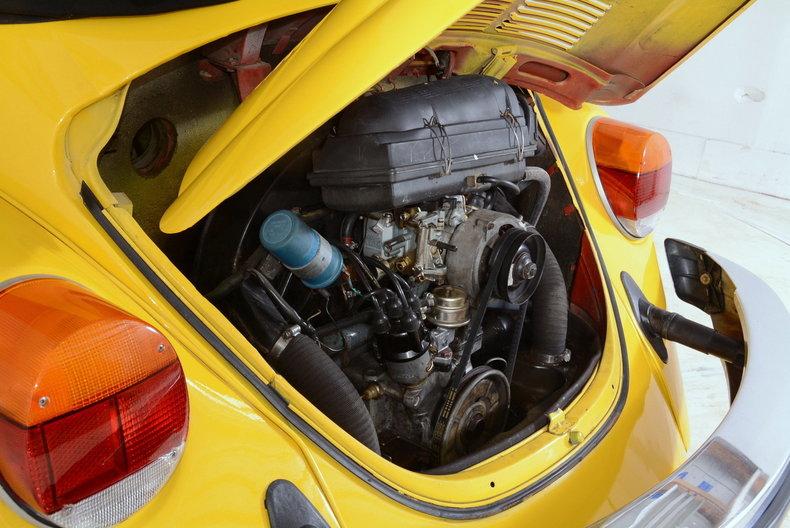 1974 Volkswagen Super Beetle Image 59
