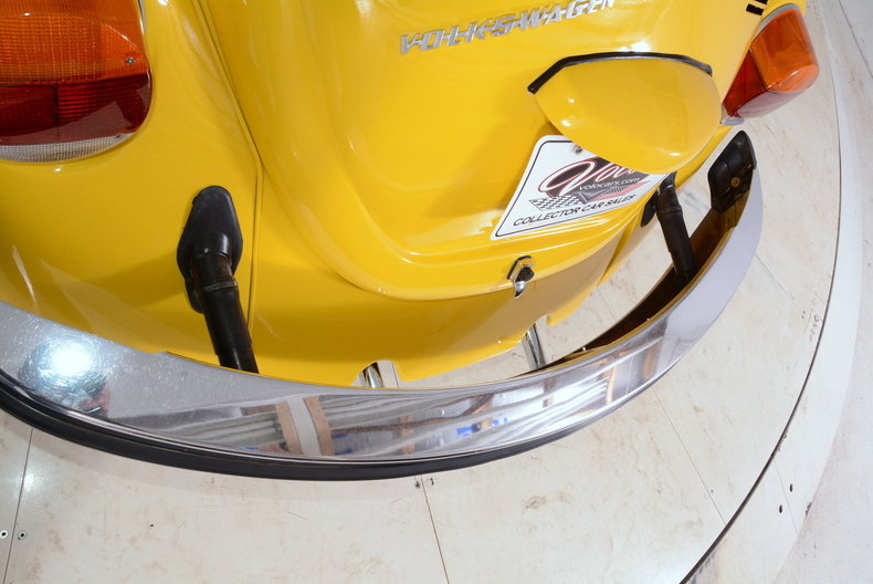 1974 Volkswagen Super Beetle Image 70