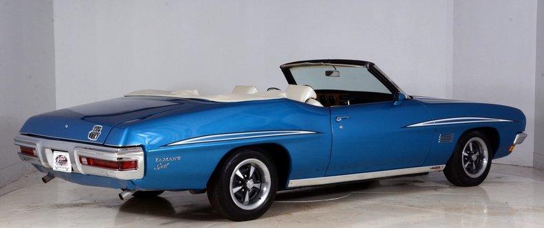 1970 Pontiac LeMans Image 3
