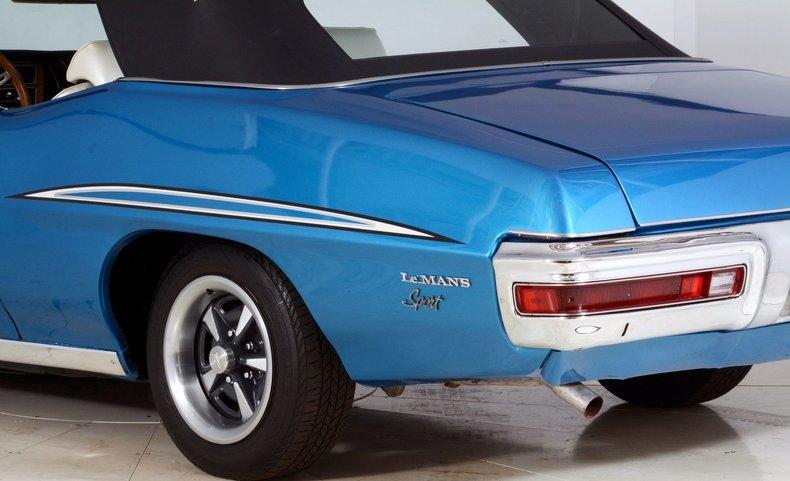 1970 Pontiac LeMans Image 32