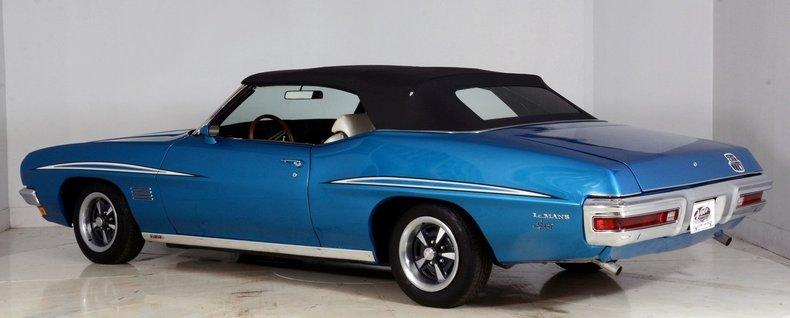 1970 Pontiac LeMans Image 33