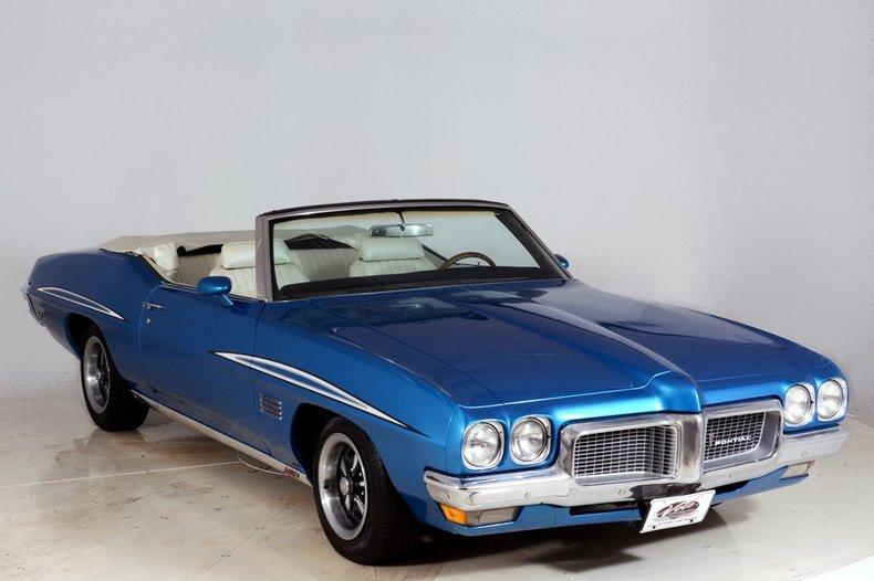 1970 Pontiac LeMans Image 91