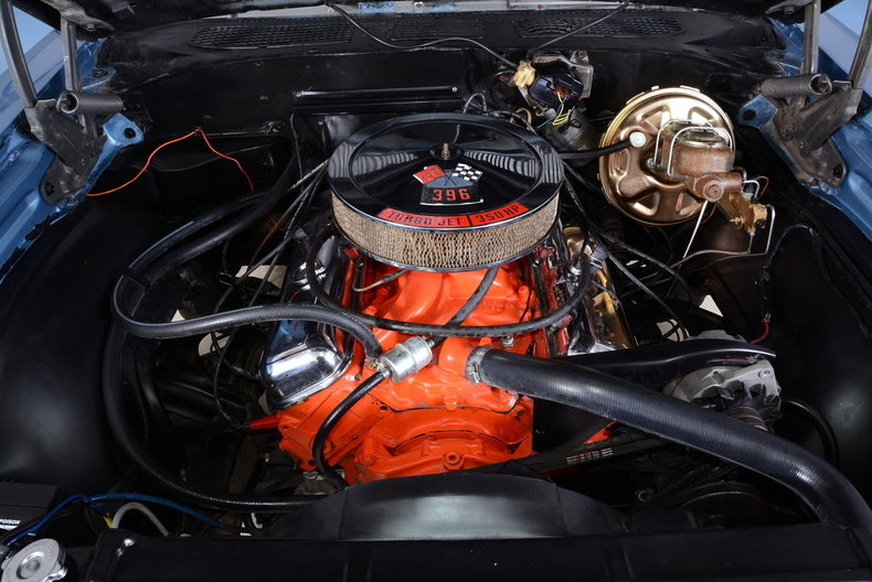 1968 Chevrolet Chevelle Image 4