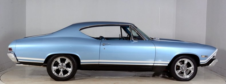 1968 Chevrolet Chevelle Image 16