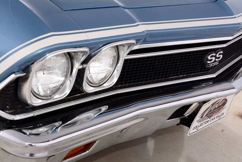 1968 Chevrolet Chevelle Image 33