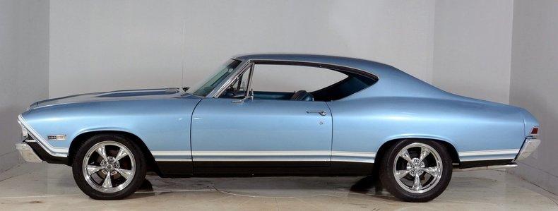 1968 Chevrolet Chevelle Image 38