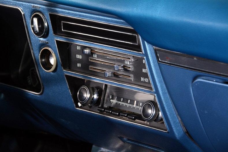 1968 Chevrolet Chevelle Image 39