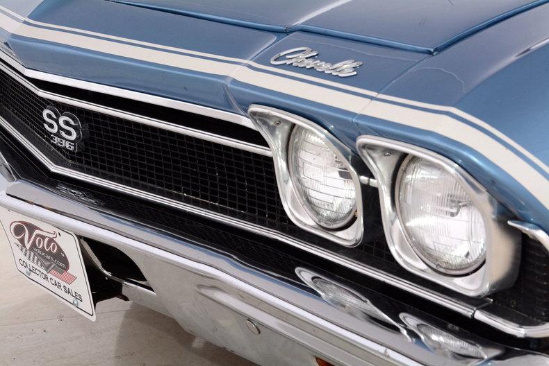 1968 Chevrolet Chevelle Image 45