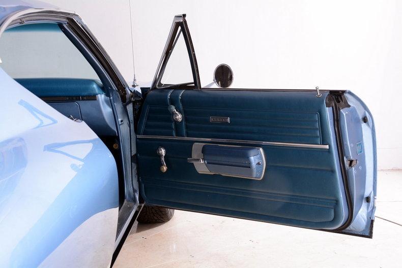 1968 Chevrolet Chevelle Image 58