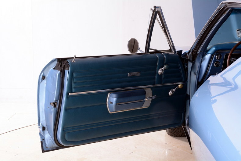 1968 Chevrolet Chevelle Image 75