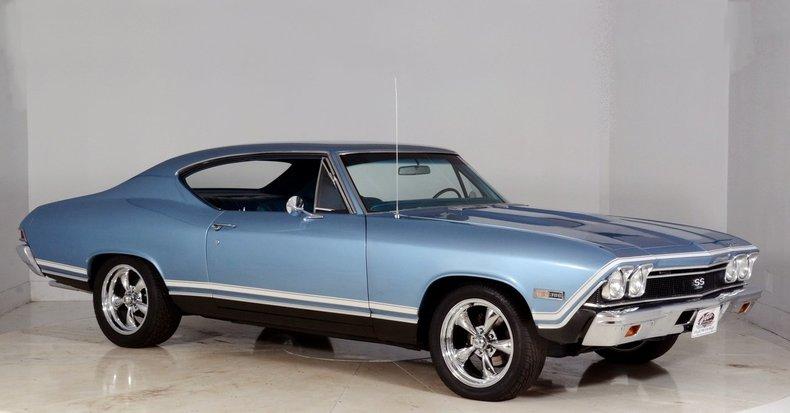 1968 Chevrolet Chevelle Image 80