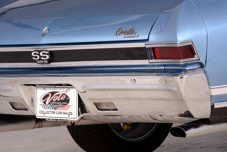 1968 Chevrolet Chevelle Image 81