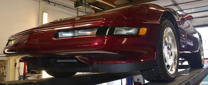 1993 Chevrolet Corvette Image 101