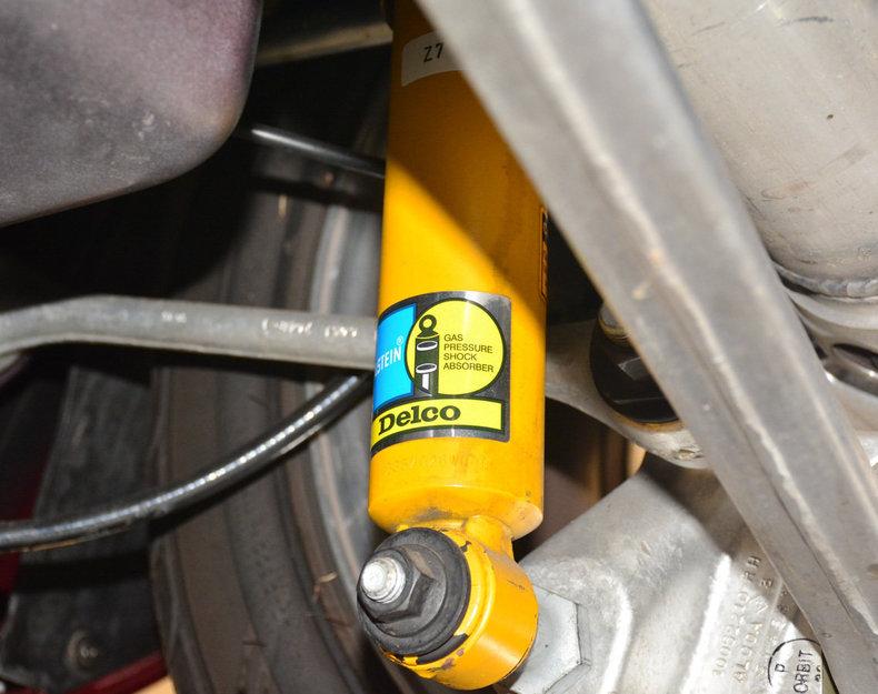 1993 Chevrolet Corvette Image 117