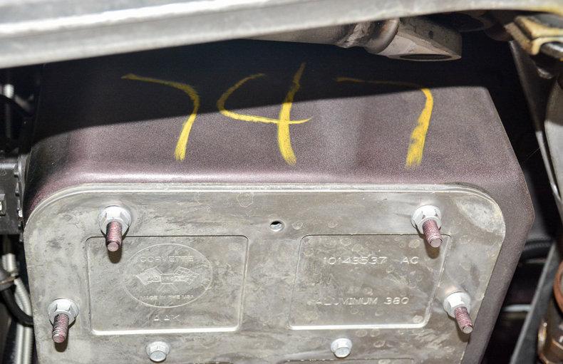 1993 Chevrolet Corvette Image 119