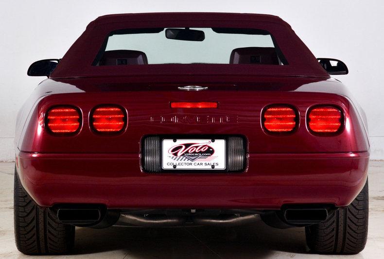1993 Chevrolet Corvette Image 5
