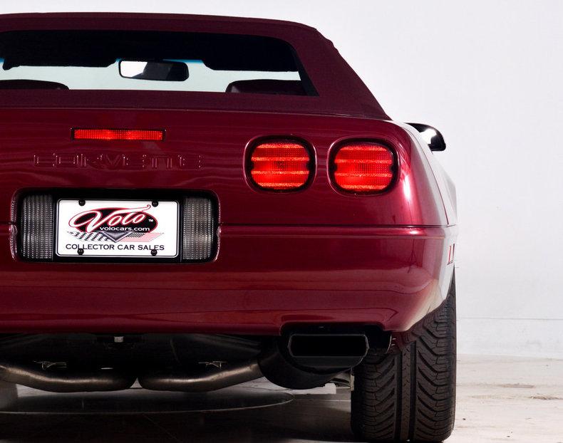 1993 Chevrolet Corvette Image 19