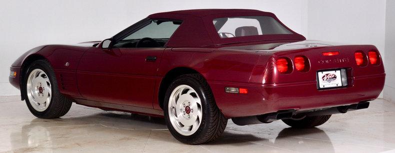 1993 Chevrolet Corvette Image 7
