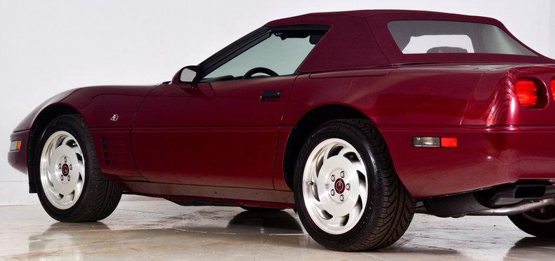 1993 Chevrolet Corvette Image 27