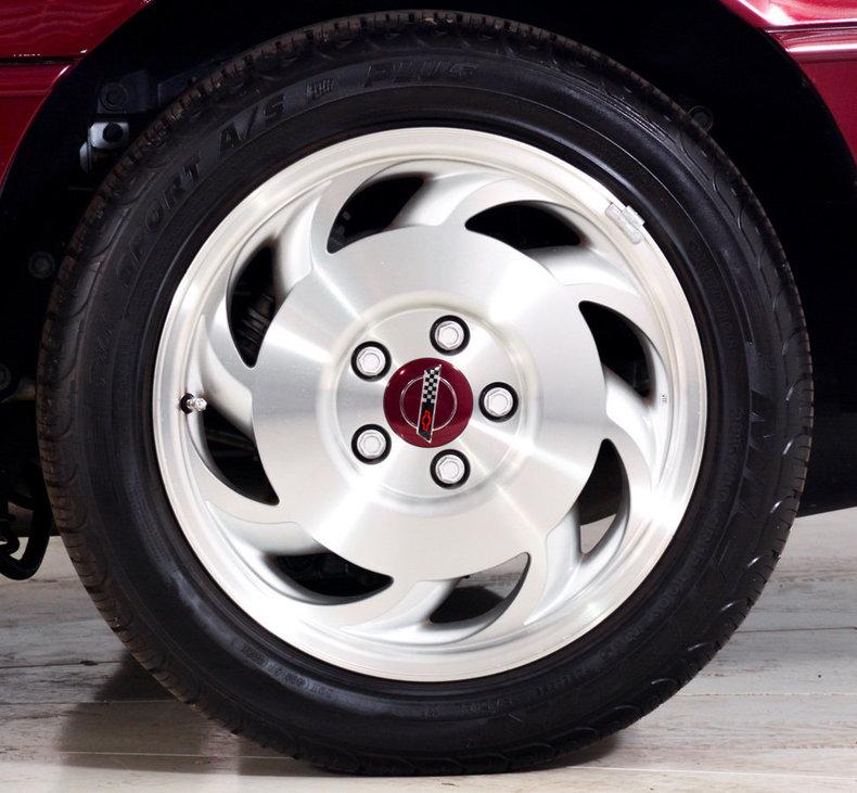 1993 Chevrolet Corvette Image 29