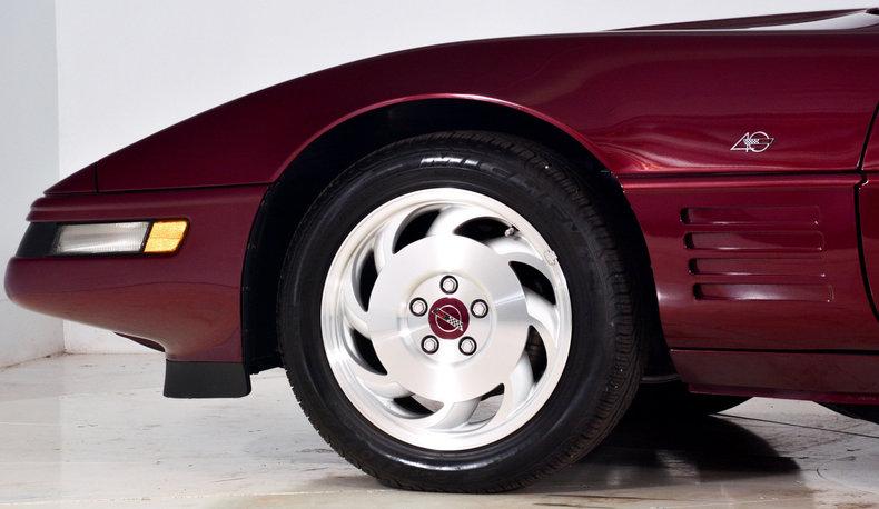 1993 Chevrolet Corvette Image 52