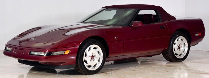 1993 Chevrolet Corvette Image 35