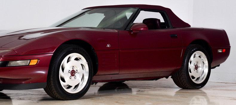 1993 Chevrolet Corvette Image 40