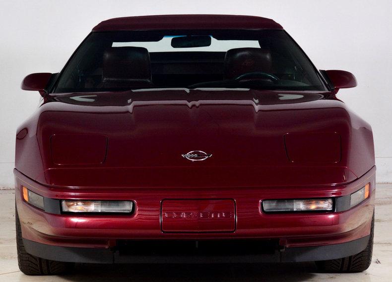 1993 Chevrolet Corvette Image 15