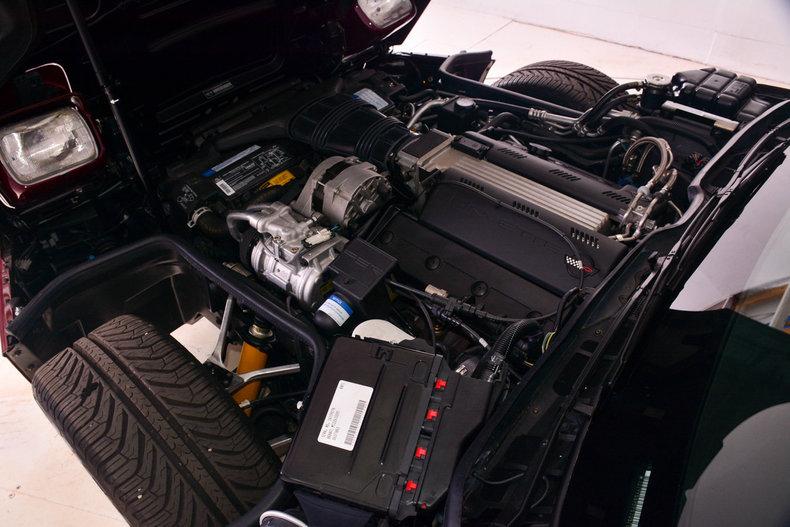 1993 Chevrolet Corvette Image 4