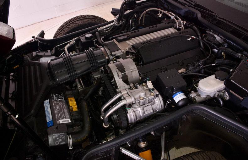 1993 Chevrolet Corvette Image 9