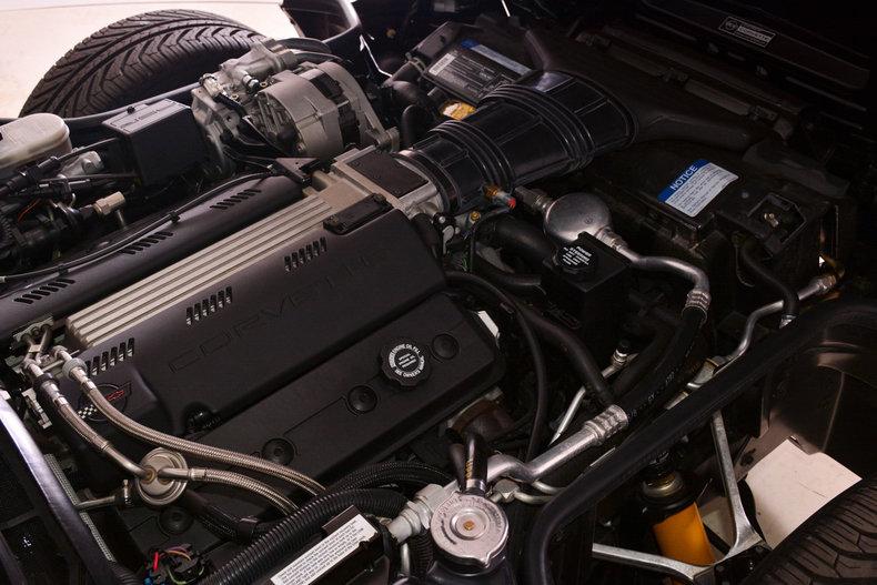 1993 Chevrolet Corvette Image 21
