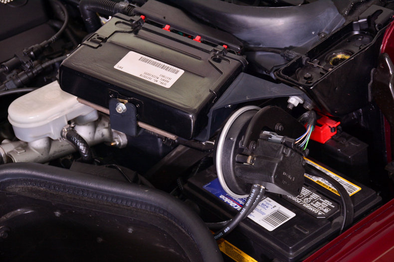 1993 Chevrolet Corvette Image 55