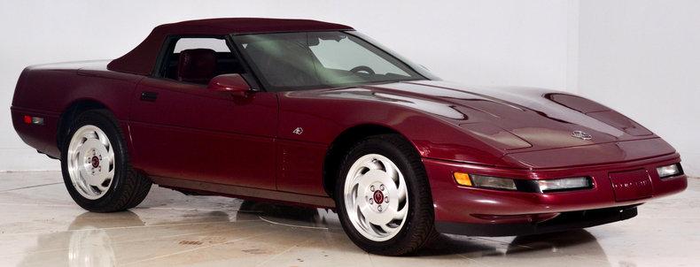 1993 Chevrolet Corvette Image 61