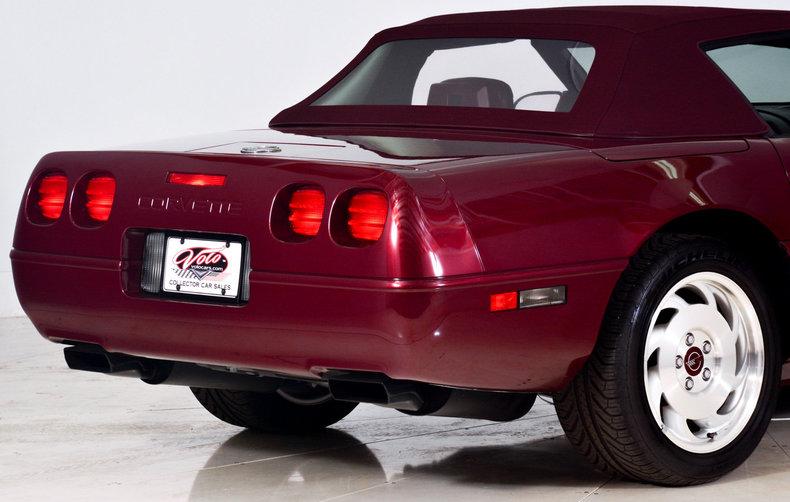 1993 Chevrolet Corvette Image 53